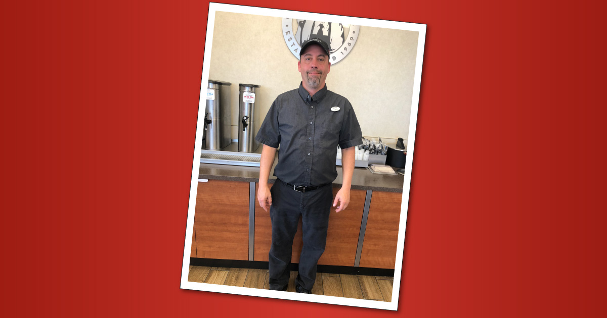 Employee Spotlight: Tony F., General Manager at Rootstown