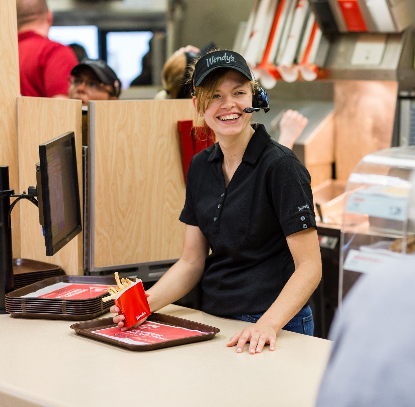 why wenco, community, employees, wendys, wenco
